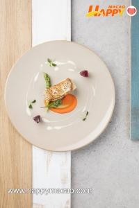 雅舍海洋之魅 — 第五章晚膳套餐