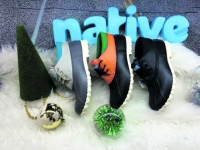 Native Shoes保暖時尚
