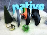 Native Shoes保暖時尚