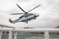 直升機飛天體驗及遊艇打卡今抽籤