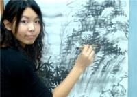 青年藝術工作者,譜寫生命色彩:角落餐廳畫展之畫家訪問(上)