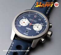 Bremont限量版Jaguar D-type腕錶