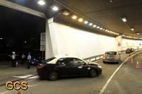 本周日西灣大橋下層車道開放試用