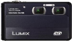 雙鏡疊影Lumix DMC 3D1
