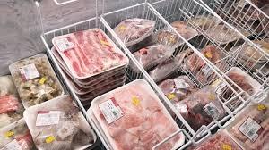 丹麥進口豬肉產品核酸檢測陰性