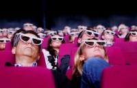 看3D電影護眼法