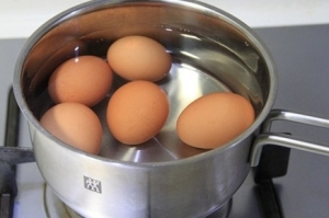 如何煮好雞蛋?