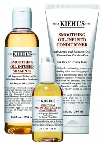 Kiehl's擊退乾旱蓬鬆頭髮