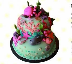 翻糖蛋糕製作入門工作坊