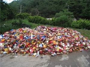 月餅盒回收大行動2014