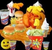 少吃垃圾食品
