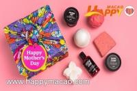 LUSH母親節純素限量產品