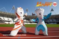倫敦奧運會今晚開幕