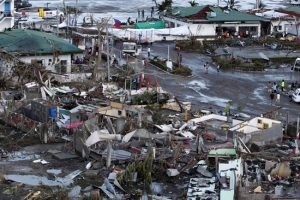 明愛呼籲賑菲律賓風災災民