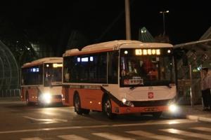 巴士N3延長服務至黑沙、竹灣海灘