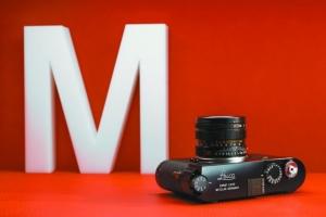 Leica M10-R黑漆版 低調拍攝