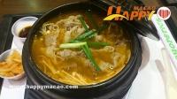 在澳門品嚐釜山韓國料理
