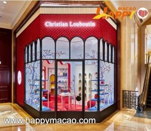 Christian Louboutin澳門首間專門店