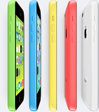 出色親民 iPhone 5c