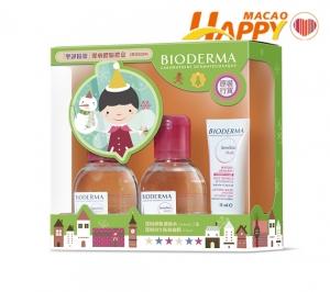 BIODERMA 聖誕精靈禮盒套裝