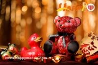 農曆新年別注版康萊德小熊或幸運鴨子