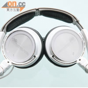 HA-S360耳機 摺疊慳位