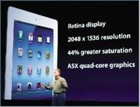 蘋果新iPad問世