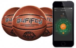 智能感應籃球