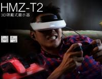Sony 新一代 3D 頭戴式顯示器