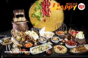 奧旋韓國美食薈自助餐