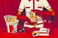 KFC跨界生活用品越看越餓
