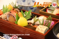 山里傳統日式料理迎新年
