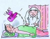 精油按摩不可能保養卵巢