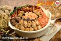 四五六賀年盆菜