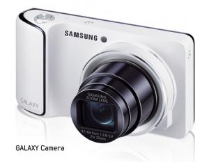 GALAXY Camera 智能相機攝影新革命