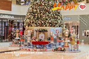 華麗聖誕 與機械人家族共度佳節