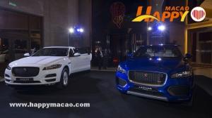 Jaguar F-Pace登陸濠江