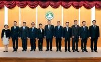 第四屆政府主要官員名單出爐
