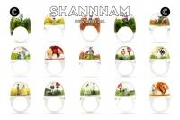Shannnam系列戒指