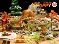 美食市場盛宴慶佳節