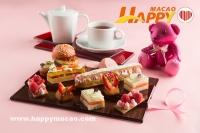 全是粉紅滿是愛下午茶