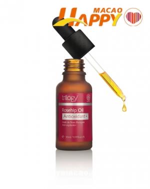 最多美容大獎的美容液   有機認證玫瑰果油