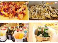 幸福早午餐 龍蝦蠔魚子鵝肝香檳任吃任飲