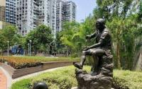中華民族雕塑園搬往何賢公園