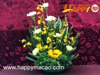 美國專業花藝設計師培訓系列-花藝設計風格、理論與實踐