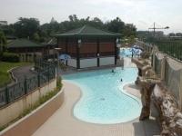 泳池開放 投入夏季