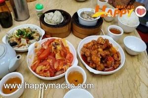 搭檯食飯系列 2- 長江美食