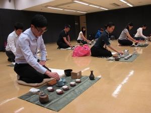 外港青年中心茶藝興趣班