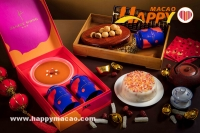 美高梅賀年糕點禮盒