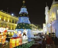 聖誕燈飾全城點亮